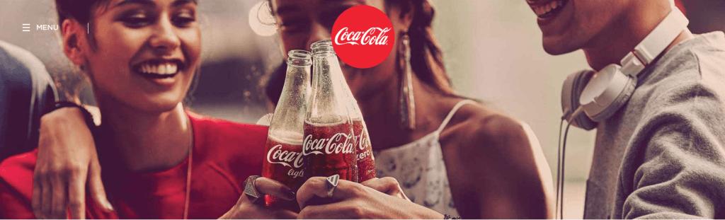 coca cola como ejemplo de personalidad de marca y branding corporativo