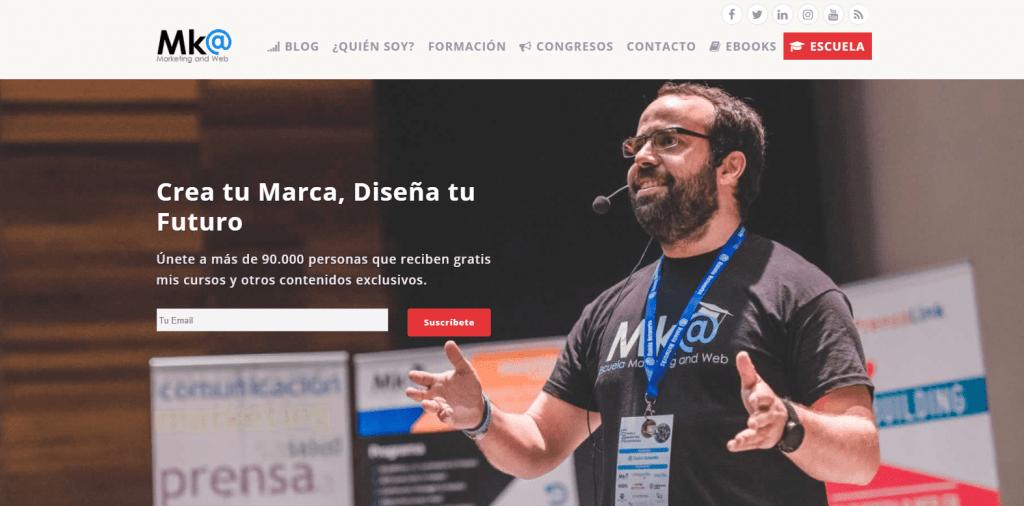 blog de marketing and web