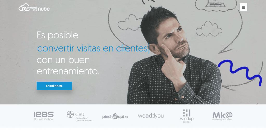 blog de publicidad en la nube