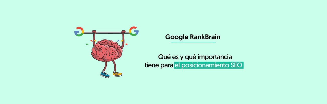 Google RankBrain: Que es