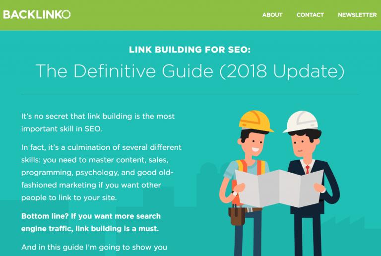 Guia de Link Building