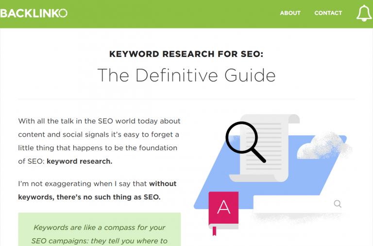 La Guia Definitiva del Keyword Research